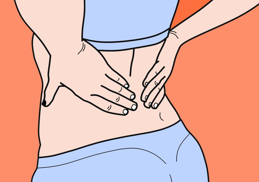 כאב בגב תחתון