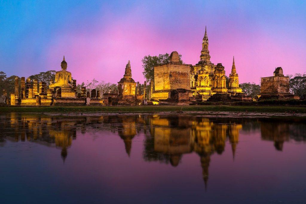 בנגקוק המדהימה ביופיה
